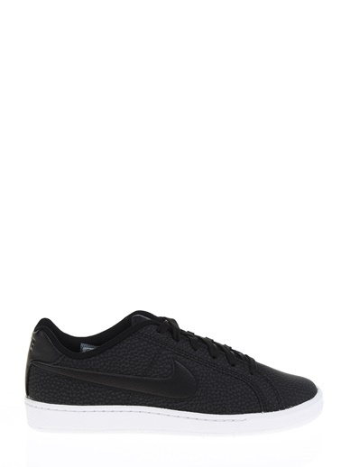 Nike Kadın Siyah Sneakers CD5406 - 001 Wmns Court Royale Siyah